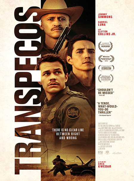 دانلود فیلم ترانس پکوس Transpecos 2016