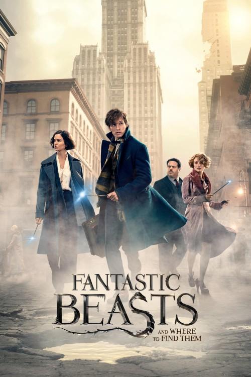 دانلود رایگان دوبله فارسی فیلم جانوران شگفت انگیز و زیستگاه آنها Fantastic Beasts and Where to Find Them 2016