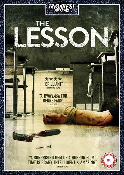 دانلود فیلم The Lesson 2015
