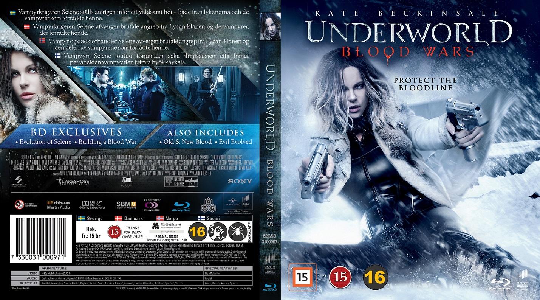 دانلود دوبله فارسی فیلم Underworld: Blood Wars 2016