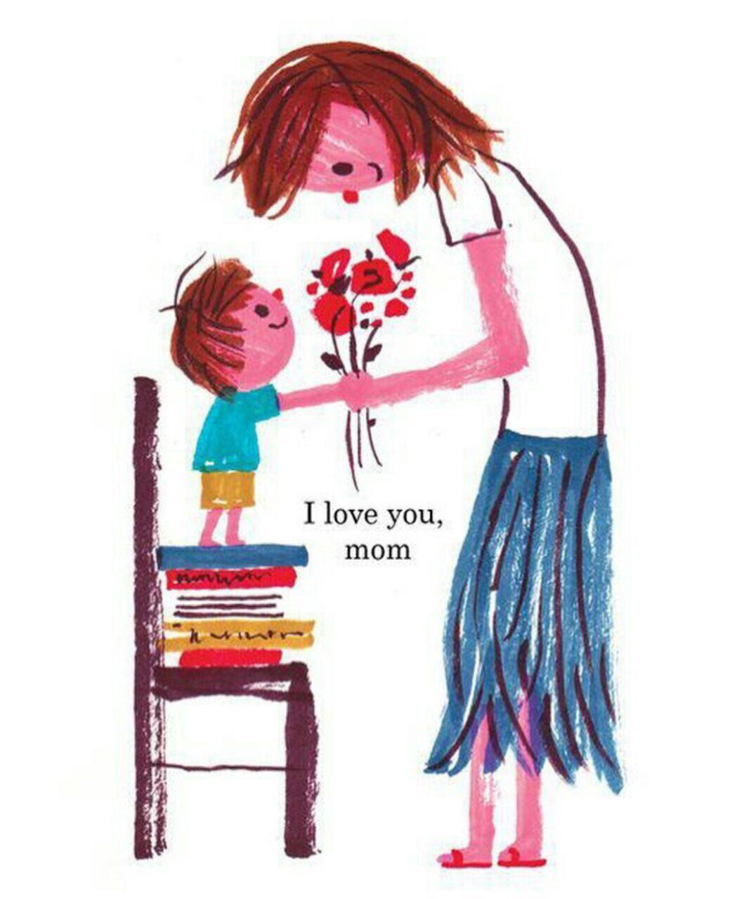 عکس و متن های جدید مخصوص روز مادر 96