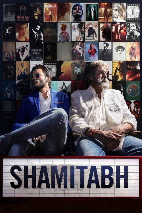 دانلود رایگان دوبله فارسی فیلم شامیتاب Shamitabh 2015