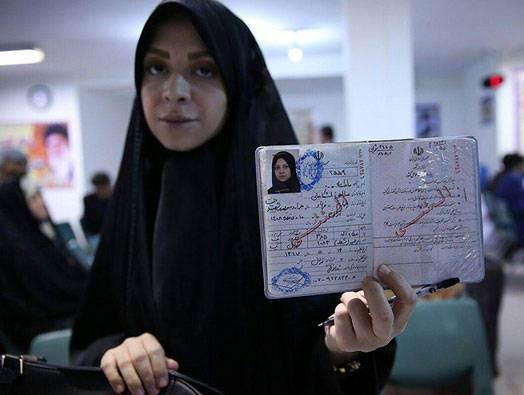 ثبت نام دختر فرمانده ارتش در انتخابات شورای شهر