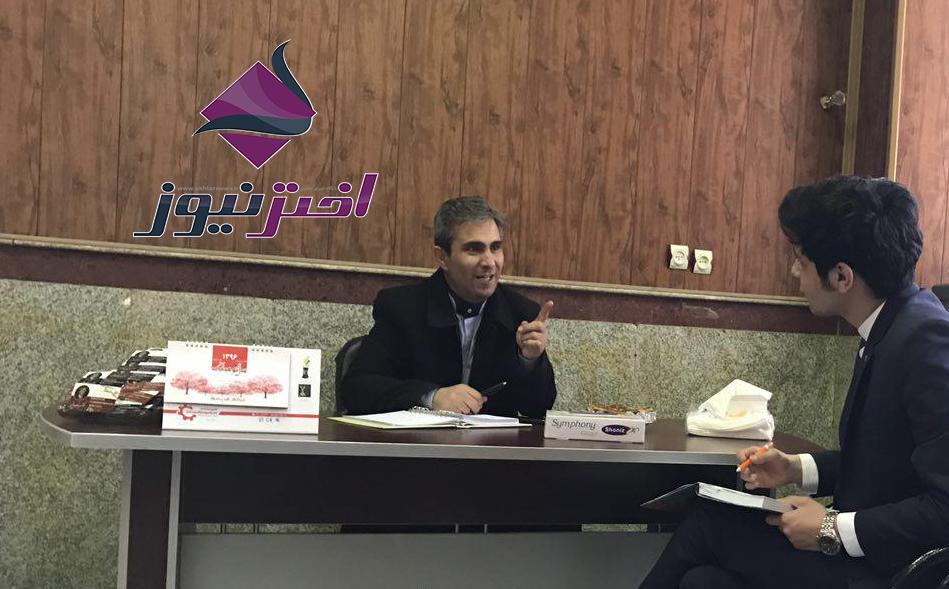 مصاحبه اختصاصی با دکتر سید سیامک هاشمی(فعال محیط زیست)