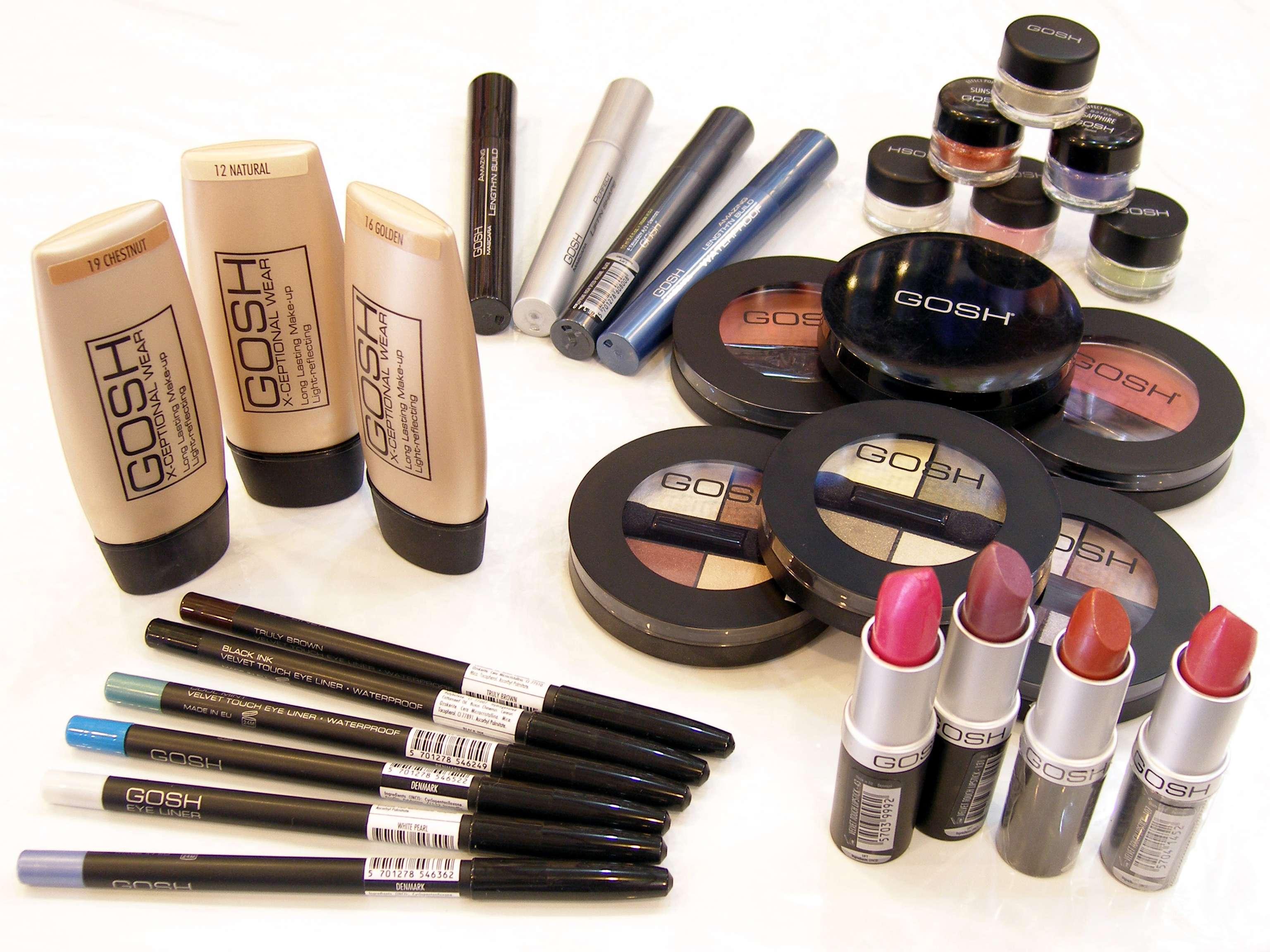 لیست کامل محصولات آرایشی و بهداشتی
