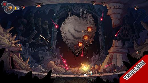 تصاویری از محیط بازی Rise and Shine