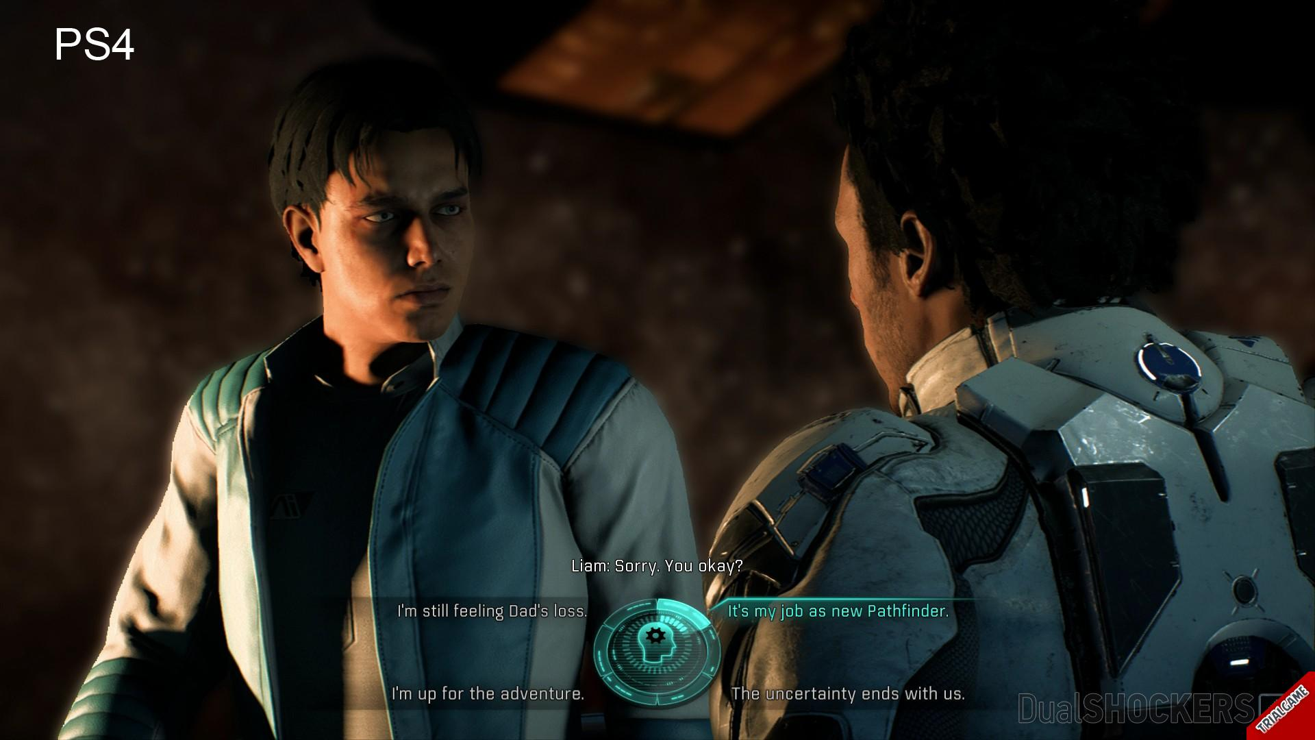 تصاویری از محیط بازی Mass Effect Andromeda