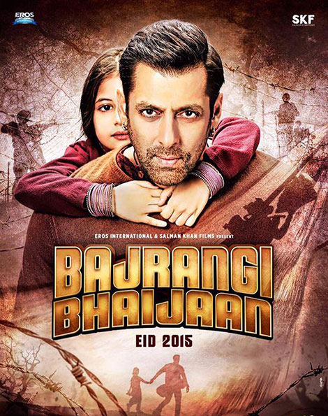 دانلود دوبله فارسی فیلم هندی شاهدا Bajrangi Bhaijaan 2015