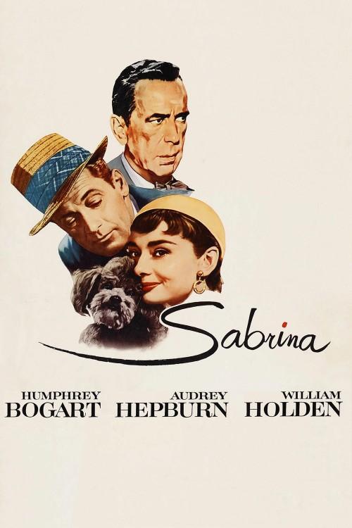 دانلود دوبله فارسی فیلم سابرینا Sabrina 1954