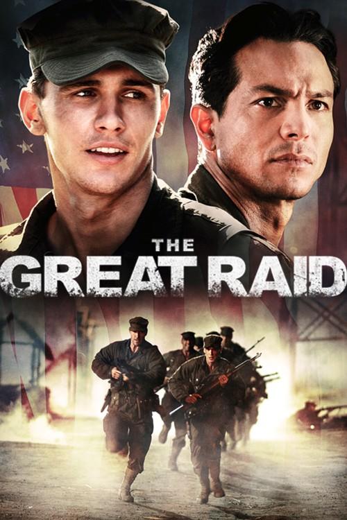 دانلود دوبله فارسی فیلم حمله بزرگ The Great Raid 2005