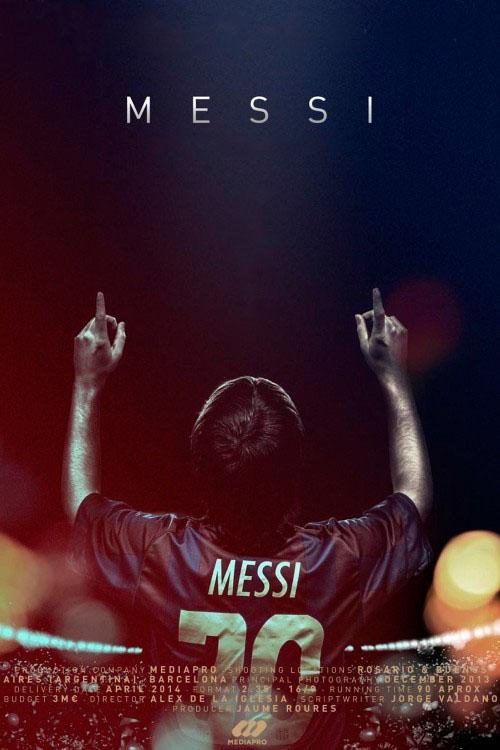 دانلود رایگان دوبله فارسی مستند مسی Messi 2014