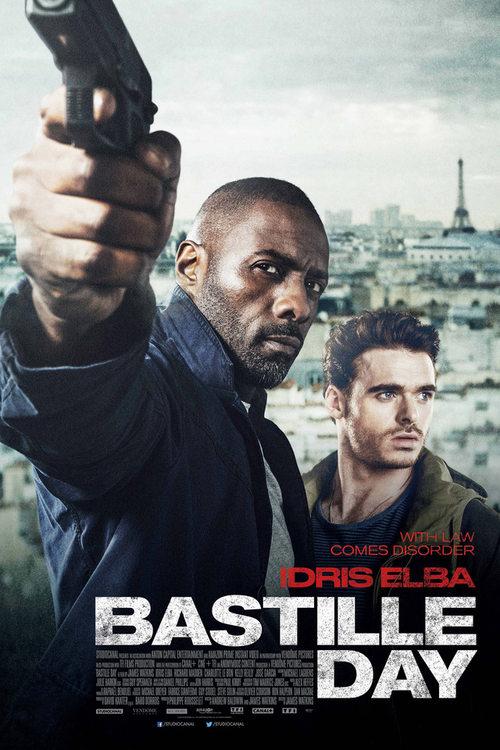 دانلود دوبله فارسی فیلم روز ملی Bastille Day 2016