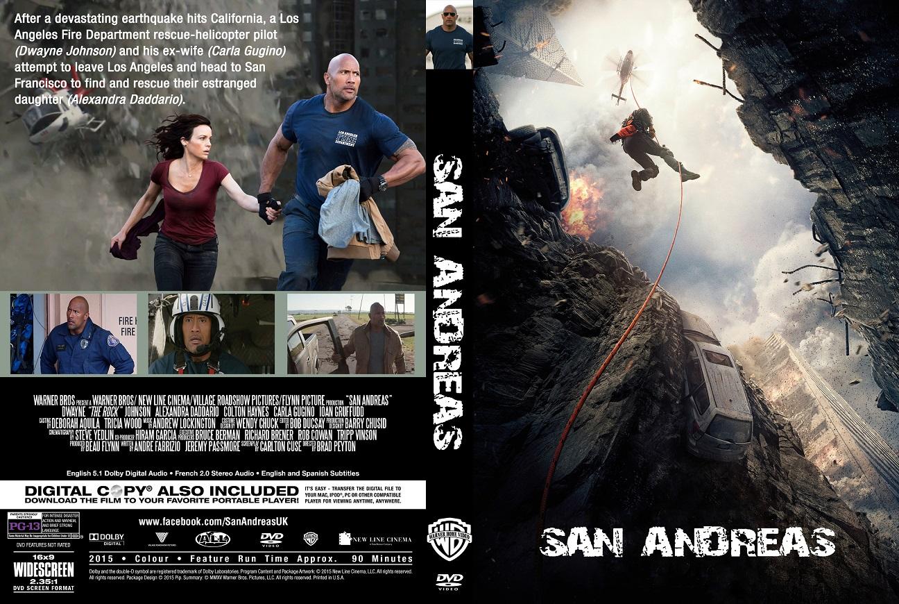 دانلود دوبله فارسی فیلم سن آندریس San Andreas 2015