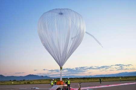 استفاده از بالن برای کاهش دمای زمین