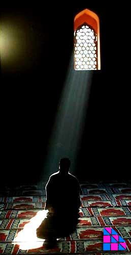 نماز و میدان مغناطیسی زمین