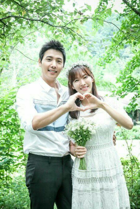 بازیگر #KimSoYeon و #LeeSangWoo بزودی ازدواج میکنند