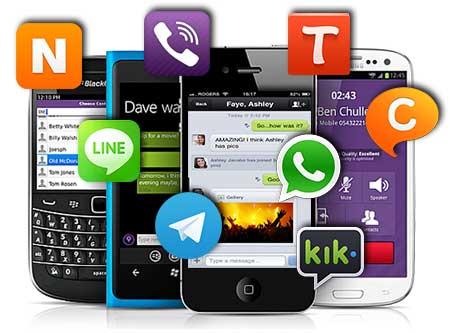 شبکه های اجتماعی تلفن همراه به چه میزان امن هستن؟