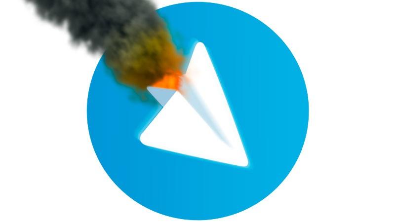 هک تلگرام و روش های نفوذ به تلگرام-هک و نفوذ