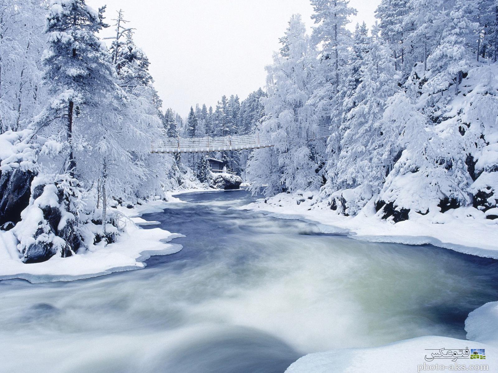عکس فصل زمستان