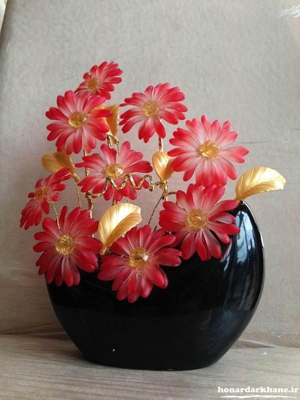تصاویر گل های کریستالی