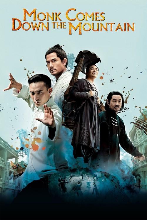 دانلود دوبله فارسی فیلم مبارزی که از کوه پایین آمد Monk Comes Down the Mountain 2015