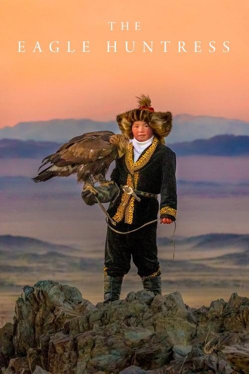 دانلود دوبله فارسی مستند عقاب دار The Eagle Huntress 2016