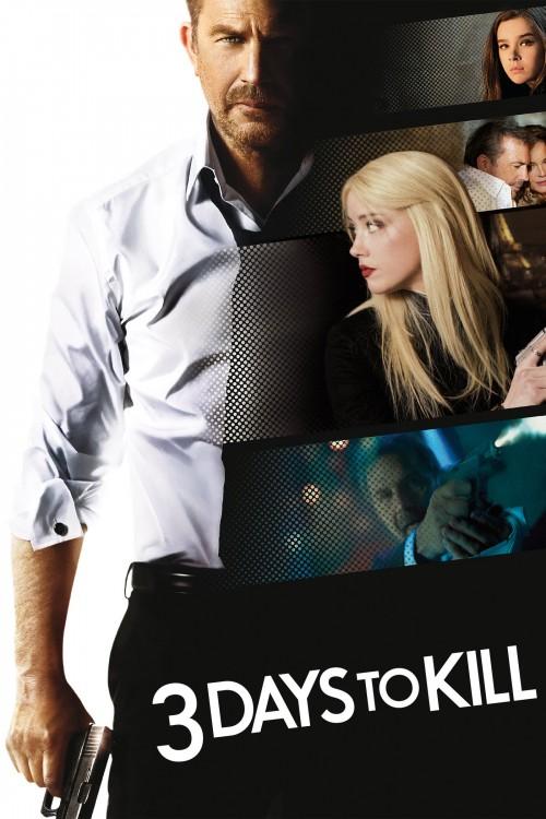 دانلود دوبله فارسی فیلم آخرین مهلت 3 Days to Kill 2014
