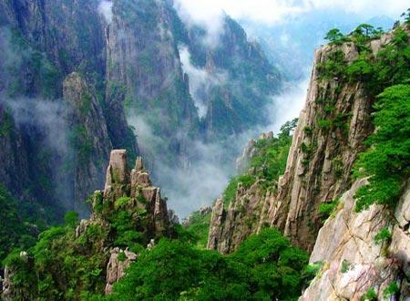 تصاویر کوه های زیبا