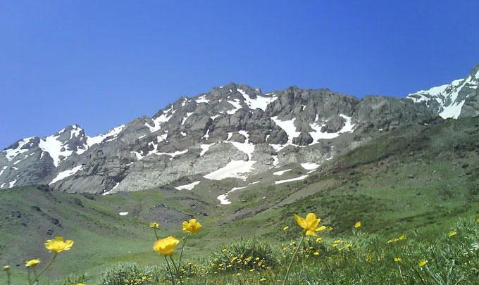 تصاویر کوه های ایران