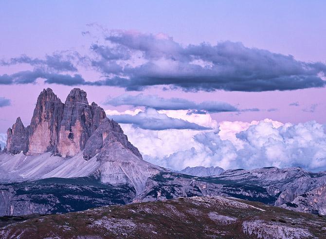 تصاویر زیبا از کوه ها