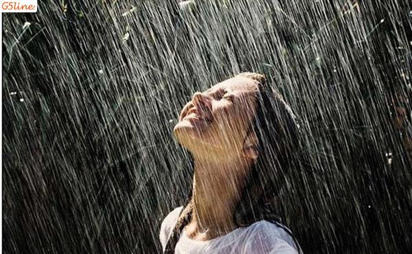 تصاویر باران برای پروفایل