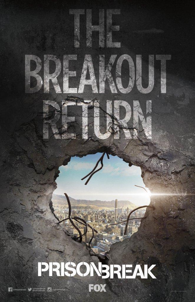 دانلود فصل 5 سریال فرار از زندان  Prison Break