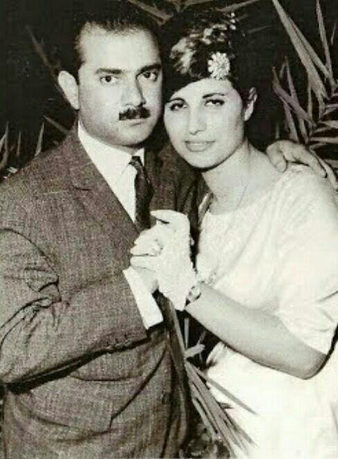 آهنگ لب چشمه از ناصر مسعودی