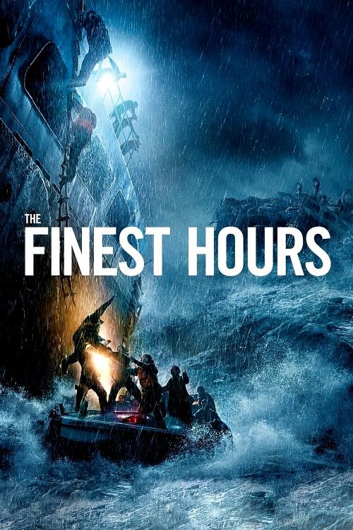 دانلود دوبله فارسی فیلم بهترین ساعات The Finest Hours 2016