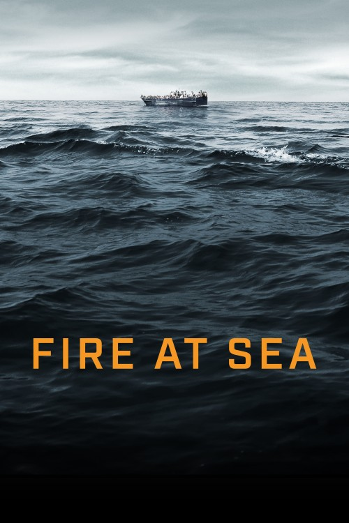 دانلود رایگان دوبله فارسی مستند آتش در دریا Fire at Sea 2016
