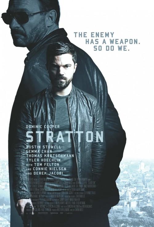 دانلود رایگان فیلم Stratton 2017