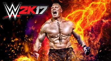 دانلود بازی WWE 2K17