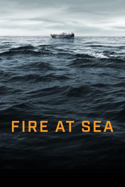 دانلود دوبله فارسی مستند آتش در دریا Fire at Sea 2016