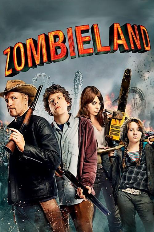 دانلود دوبله فارسی فیلم سرزمین زامبی ها Zombieland 2009