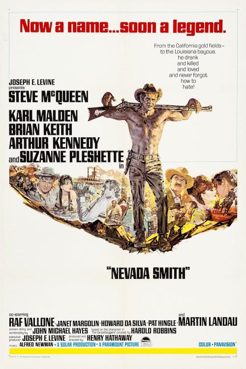 دانلود دوبله فارسی فیلم نوادا اسمیت Nevada Smith 1966