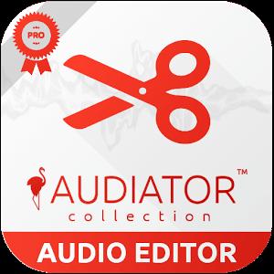 دانلود Audio Editor PRO 3.7 نرم افزار ویرایش فایل های صوتی اندروید