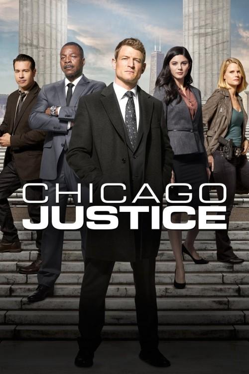 دانلود سریال Chicago Justice