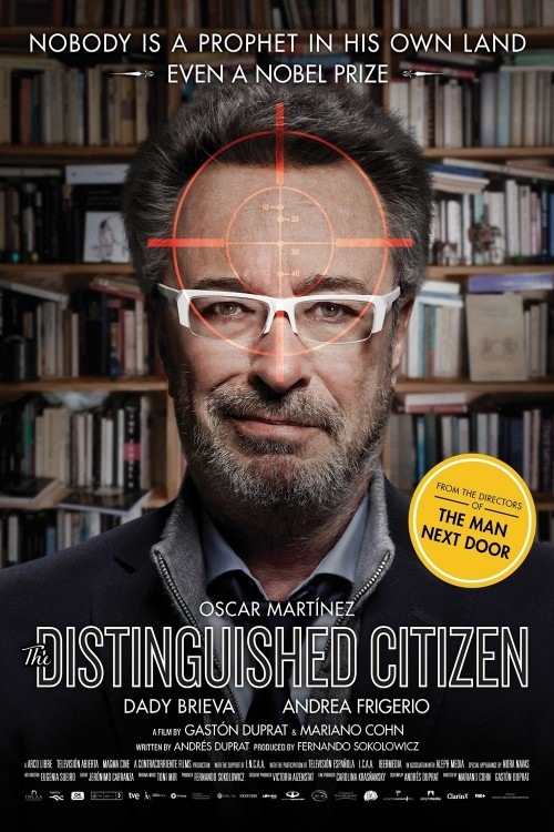 دانلود فیلم The Distinguished Citizen 2016