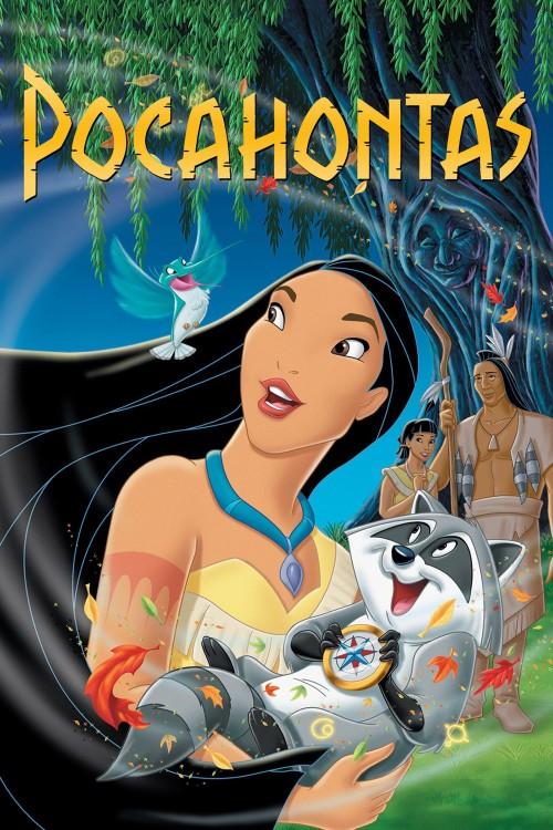 دانلود دوبله فارسی انیمیشن پوکوهانتس Pocahontas 1995