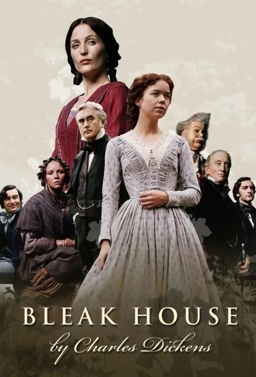 دانلود دوبله فارسی سریال خانه ای در باد Bleak House