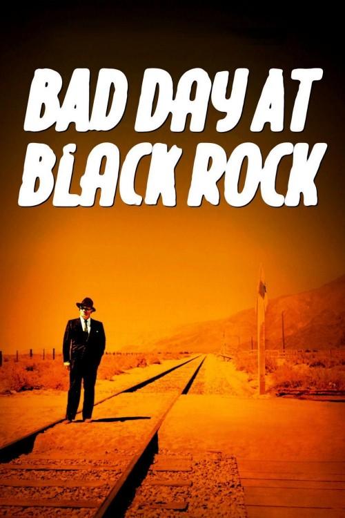 دانلود دوبله فارسی فیلم روز بد در صخره سیاه Bad Day at Black Rock 1955