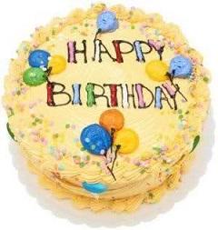 کیک تولد، بعد از چهار سال!...(محمدرضا باقرپور)