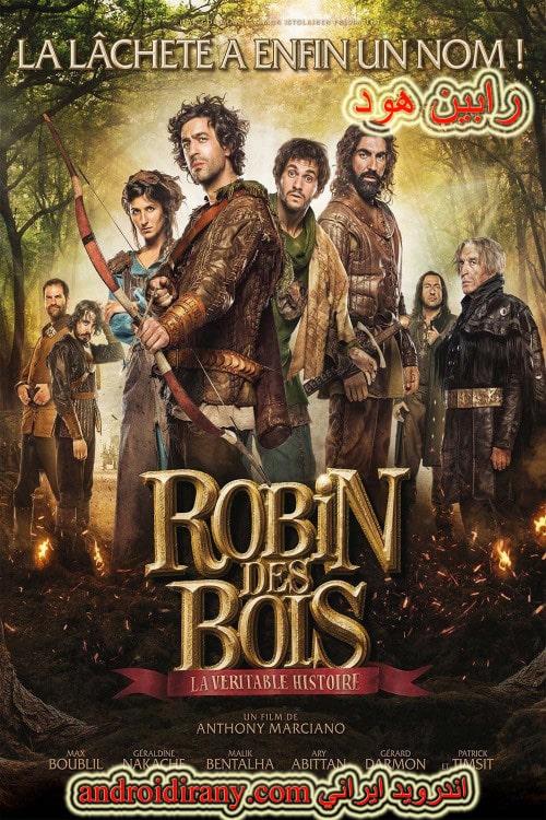 دانلود فیلم دوبله فارسی رابین هود Robin des Bois la veritable histoire 2015