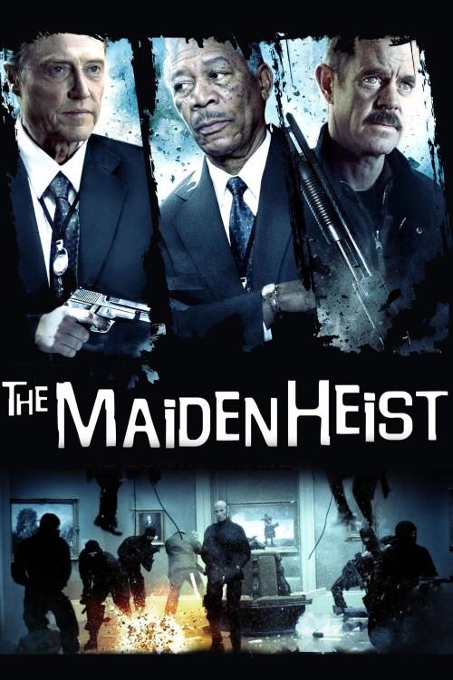 دانلود رایگان دوبله فارسی فیلم سرقت از موزه The Maiden Heist 2009