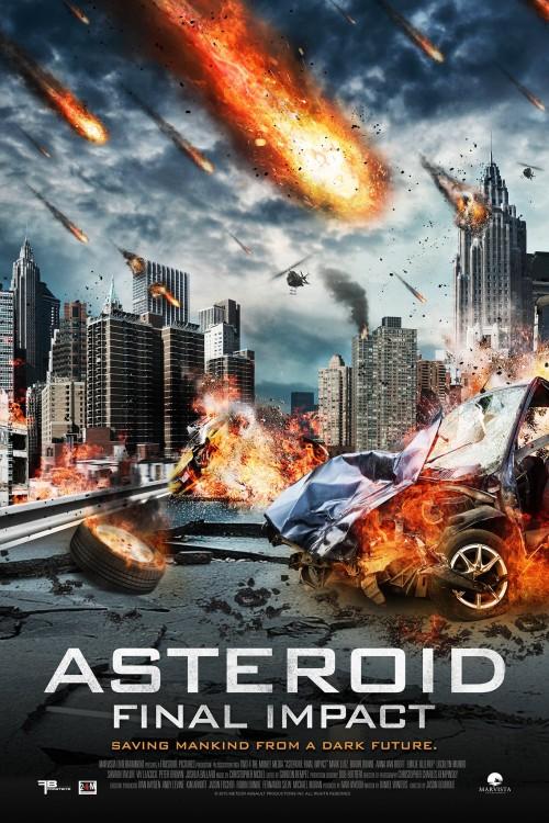 دانلود رایگان دوبله فارسی فیلم سیارک تاریک Asteroid: Final Impact 2015